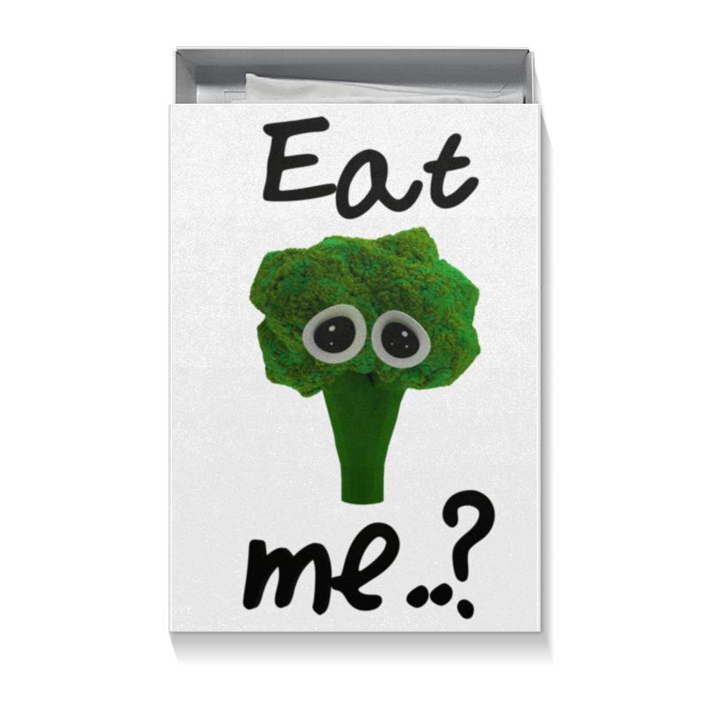 Коробка для футболок Printio Eat me..?
