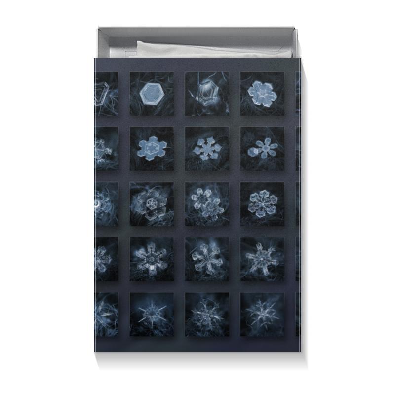 Коробка для футболок Printio Новый год фасоль masiello борлотти 400 г