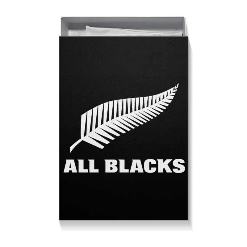 Коробка для футболок Printio All blacks холст 30x40 printio all blacks stars