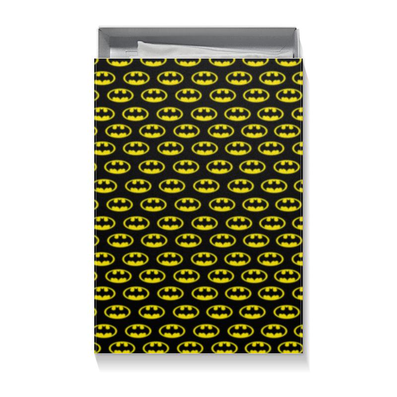 Коробка для футболок Printio Бэтмен рот фронт золотые купола куполообразные конфеты с пралине в шоколадной глазури 250 г