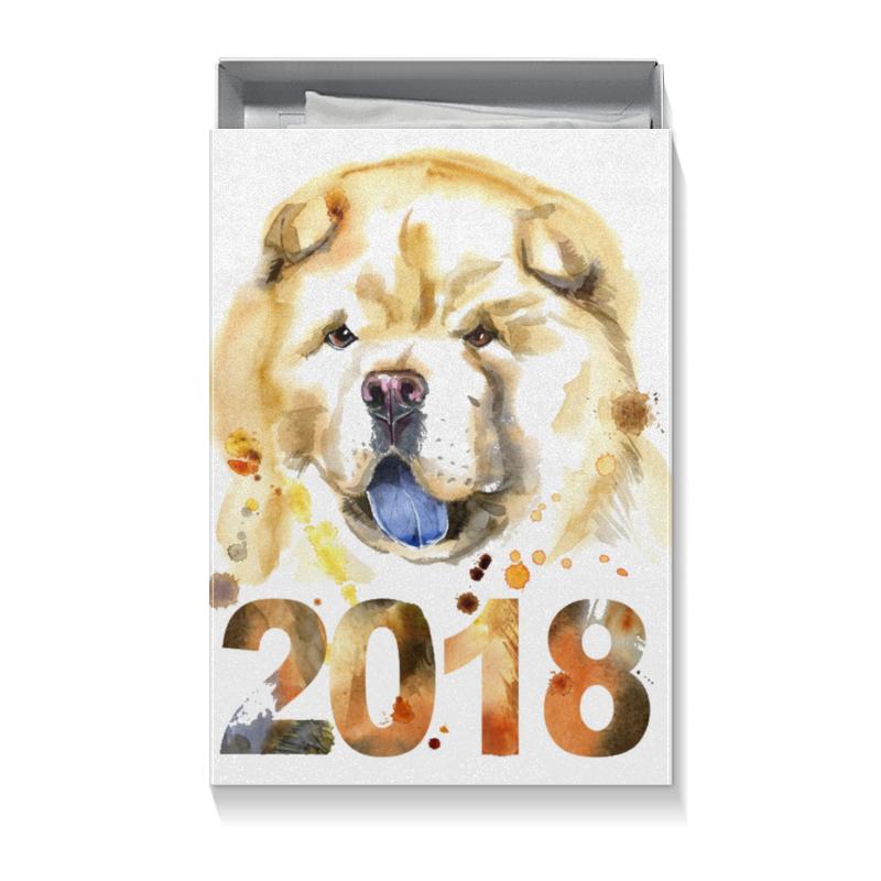 Коробка для футболок Printio Собака
