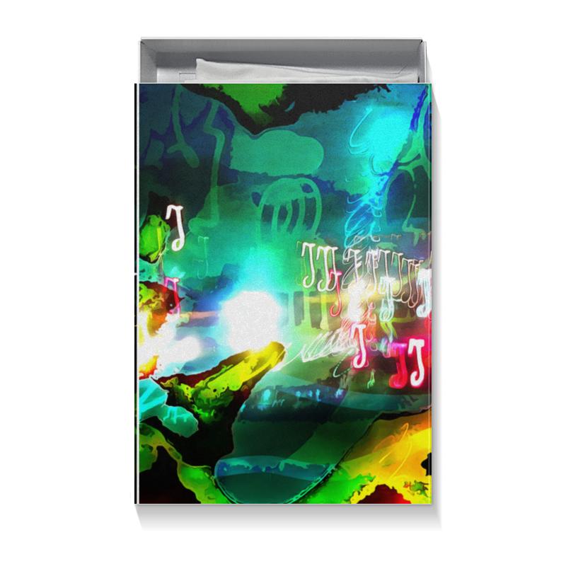 Коробка для футболок Printio Abstract raster 160 леггинсы printio abstract raster 160