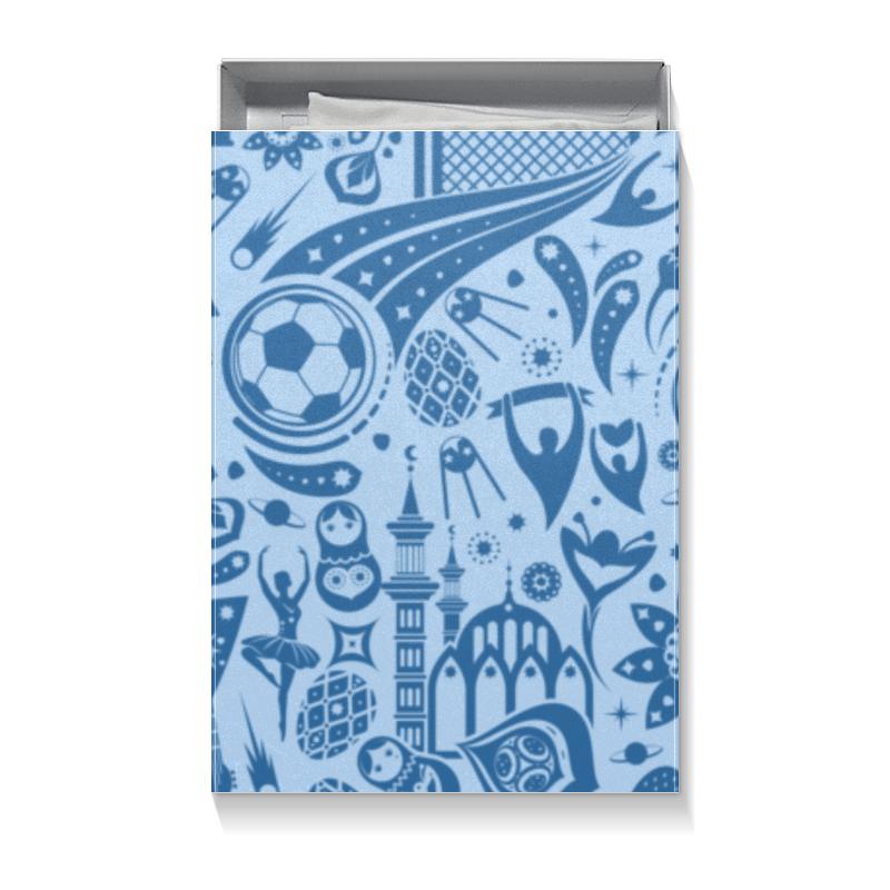 Коробка для футболок Printio Футбол коробка для футболок printio леденцы