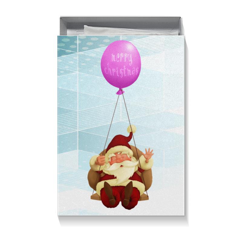 Коробка для футболок Printio Санта клаус сумка printio санта клаус