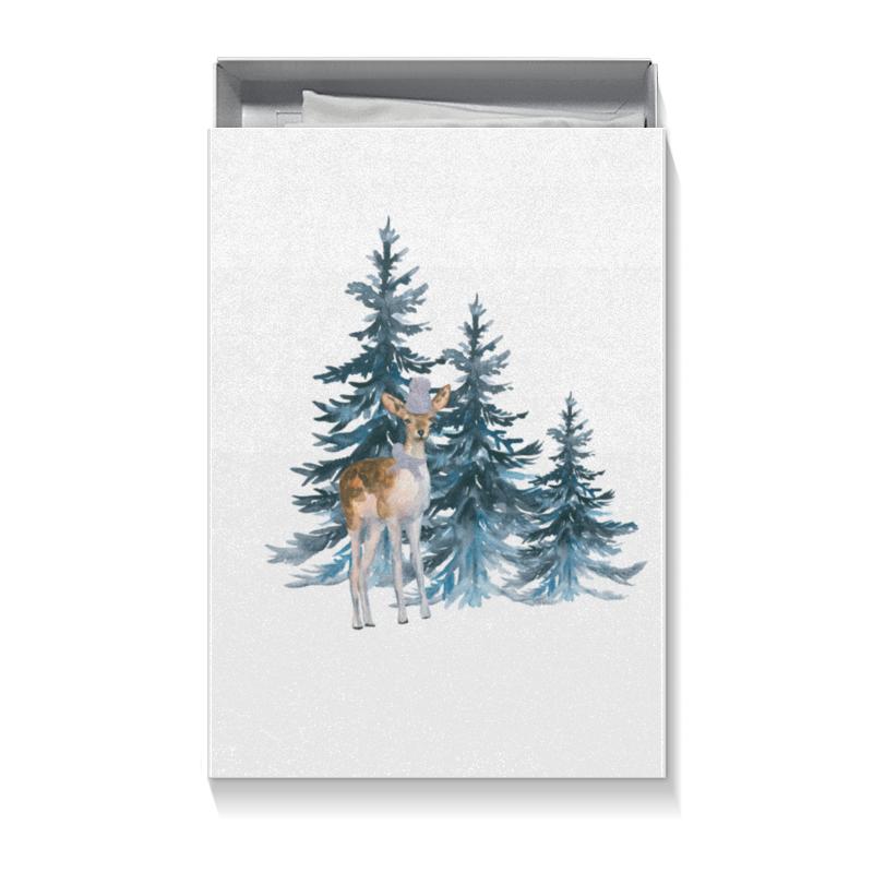 Фото - Коробка для футболок Printio Зимняя сказка удочка зимняя swd ice bear 60 см