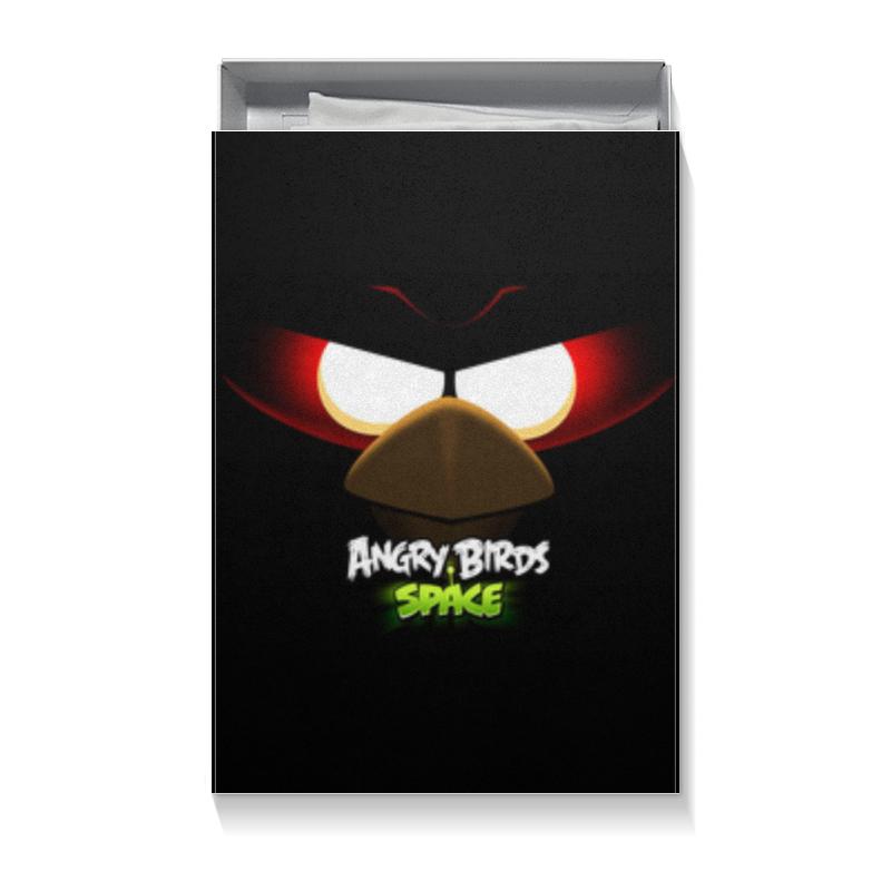 Коробка для футболок Printio Space (angry birds) angry birds gt
