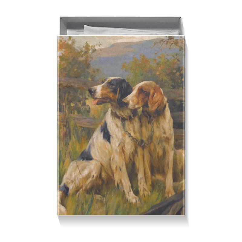 Коробка для футболок Printio Собаки мармеландия лимонные дольки 250 г