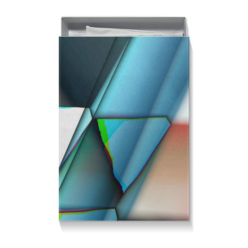Printio Разлетевшийся куб. абстракция цена в Москве и Питере