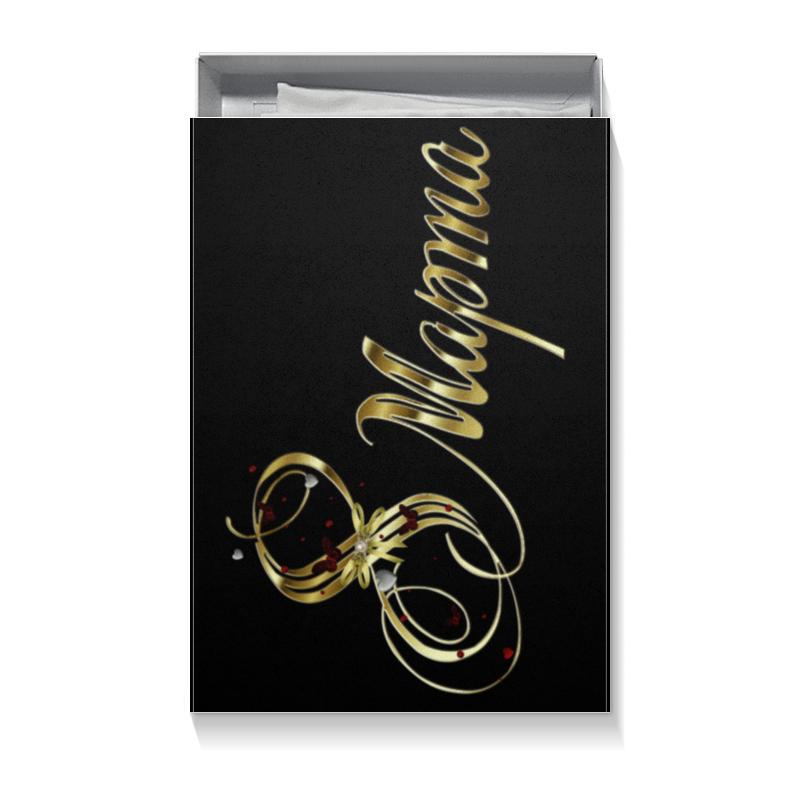 Подарочная коробка большая (пенал) Printio 8 марта пенал 2015a page 8