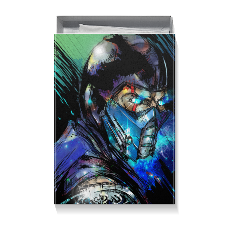 Printio Mortal kombat x (sub-zero) цена
