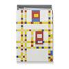 "Коробка для футболок ""Бродвей буги-вуги (Питер Мондриан)"" - картина, живопись, мондриан"