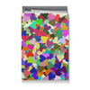 """Коробка для футболок """"Орнамент Яркие сердца"""" - праздник, любовь, орнамент, подарок, абстракция"""