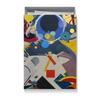 """Коробка для футболок """"Абстракционизм"""" - картина, живопись, супрематизм, абстракционизм, орфизм"""