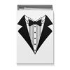 """Коробка для футболок """"пиджак"""" - новый год, 8 марта, галстук, день рождение, 14 феврала"""