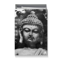 """Коробка для футболок """"Будда (Письмена)"""" - философия, религия, будда, буддизм, эзотерика"""
