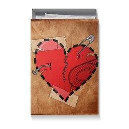 """Коробка для футболок """"Любовь"""" - любовь, 8 марта, 14 феврала"""