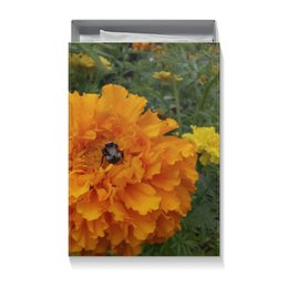 """Коробка для футболок """"Удивительный Алтай"""" - цветы, алтай, горный алтай, цветущая долина, altay"""