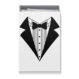 """Подарочная коробка большая (пенал) """"пиджак"""" - новый год, 8 марта, галстук, день рождение, 14 феврала"""