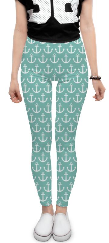 Леггинсы Printio Морское настроение мыло морское кит 981405