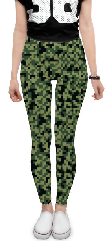 Printio Камуфляж пиксели (зеленый) printio зеленый камуфляж