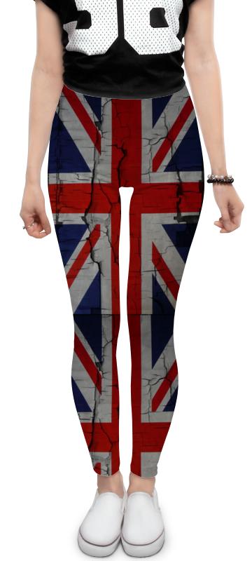 Леггинсы Printio Британский флаг