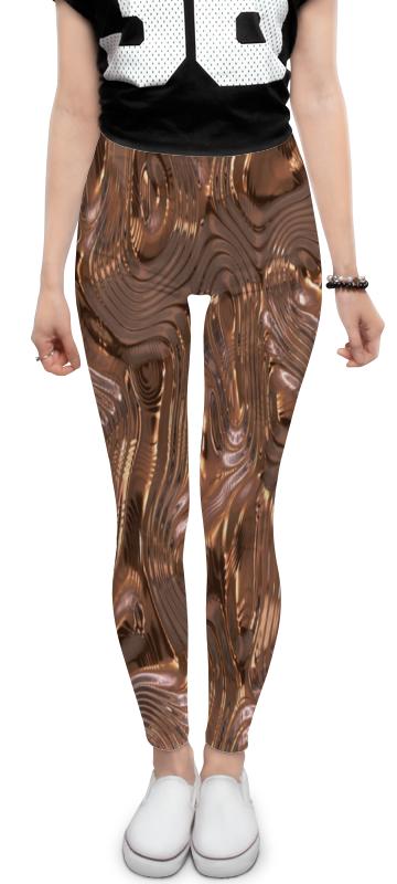 Леггинсы Printio Золотой шелк юбка в складку printio золотой шелк
