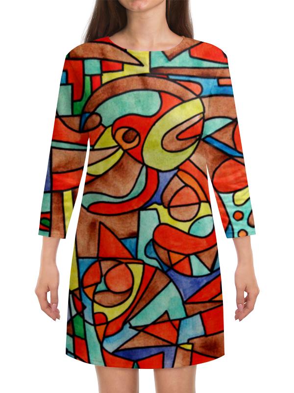 Платье с рукавами Printio Vm-mv[=] детский свитшот унисекс printio vm mv[ ]