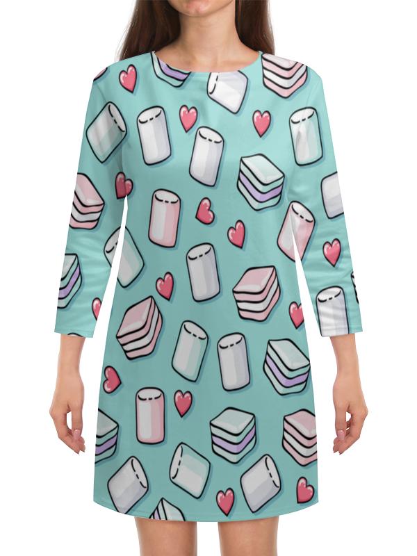Платье с рукавами Printio Воздушный зефир фильтр воздушный lynx la113