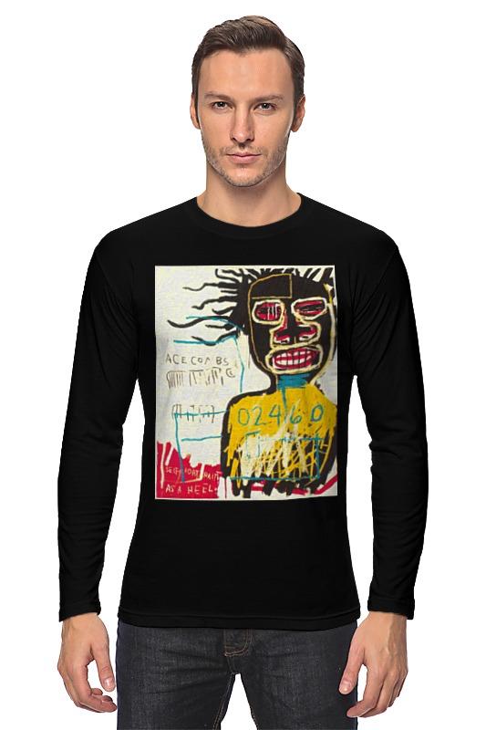цена на Лонгслив Printio Jean-michel basquiat
