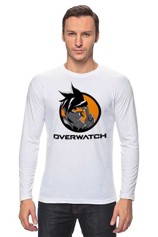Лонгслив Printio Overwatch tracer футболка классическая printio overwatch tracer