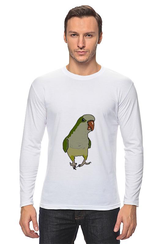 Printio Попугай лонгслив printio цветастый попугай