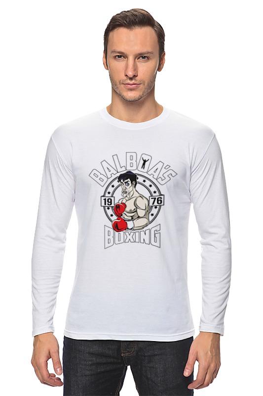 Лонгслив Printio Balboas boxing