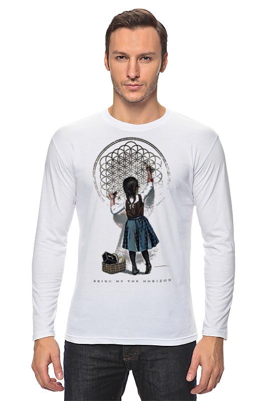 Лонгслив Printio Bring me the horizon девочка футболка для беременных printio bring me the horizon девочка