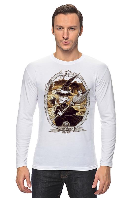 Лонгслив Printio Злой колдун футболка классическая printio злой колдун