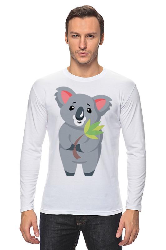Лонгслив Printio Милая коала wowwee коала