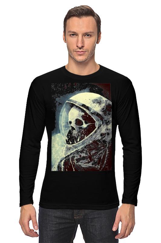 Лонгслив Printio Мертвый космос свитшот print bar мертвый модник