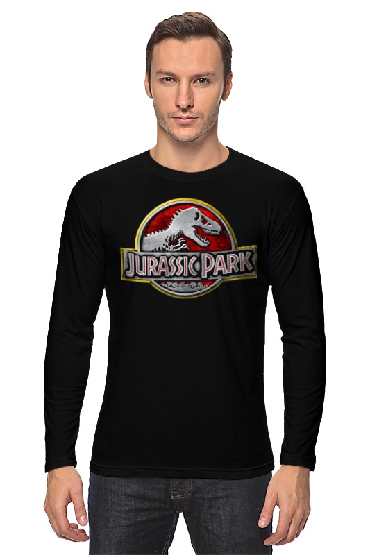 Лонгслив Printio Jurassic park / парк юрского периода лонгслив printio jurassic park парк юрского периода