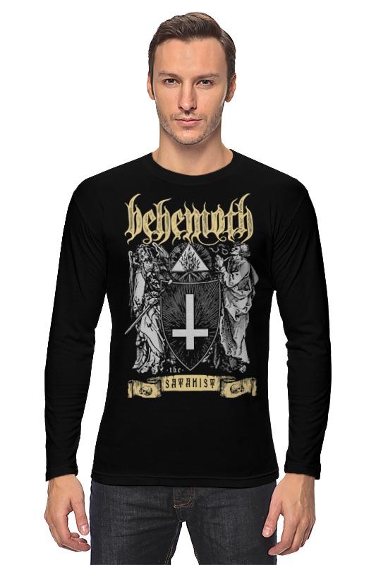Лонгслив Printio Behemoth цены онлайн