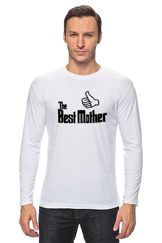 цена на Лонгслив Printio Лучшая мама (best mother)