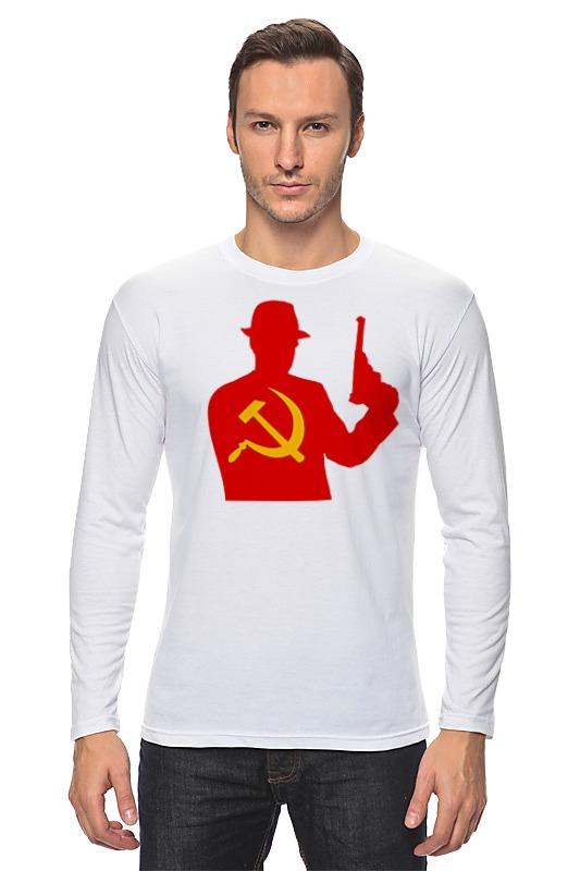 Лонгслив Printio Russian mafia сумка printio russian mafia