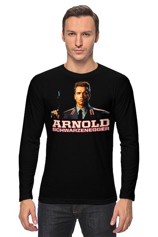 цены на Лонгслив Printio Arnold schwarzenegger в интернет-магазинах