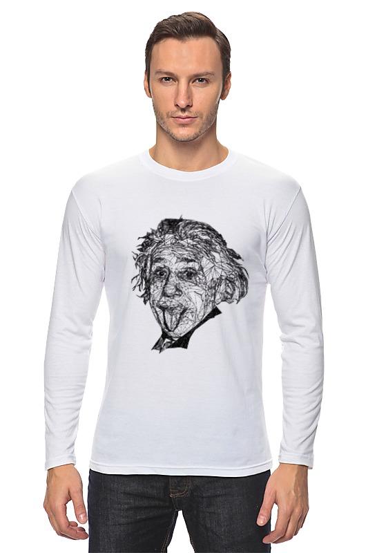 Лонгслив Printio Альберт эйнштейн гуреев м альберт эйнштейн теория всего