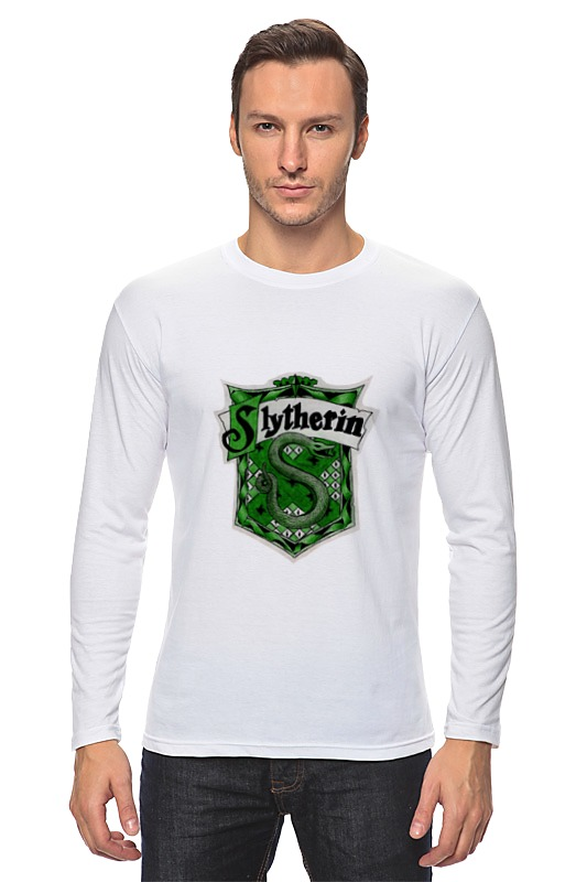 Лонгслив Printio Slytherin quidditch team reisenthel al6034 mini maxi citybag funky dots 1