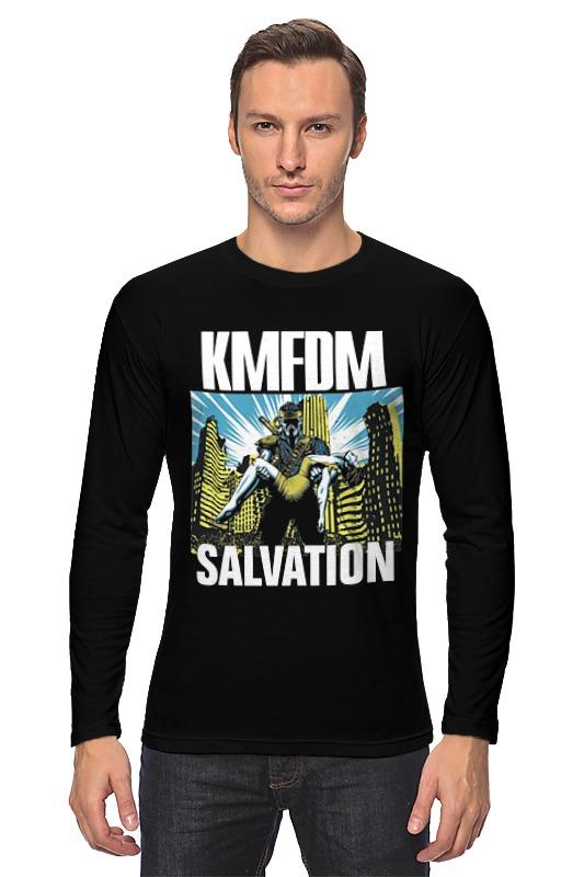 Лонгслив Printio Kmfdm salvation