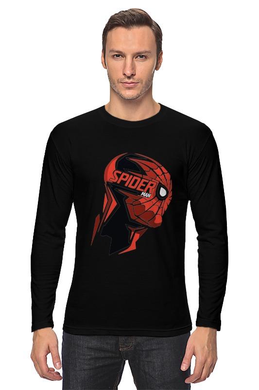 Лонгслив Printio Человек паук ( spider man ) spider man фигурка electro