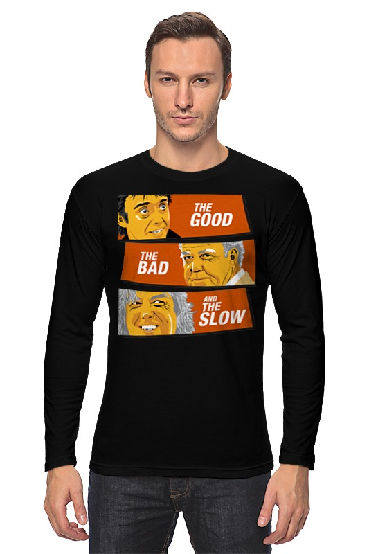Лонгслив Printio Топ гир футболка wearcraft premium printio топ гир
