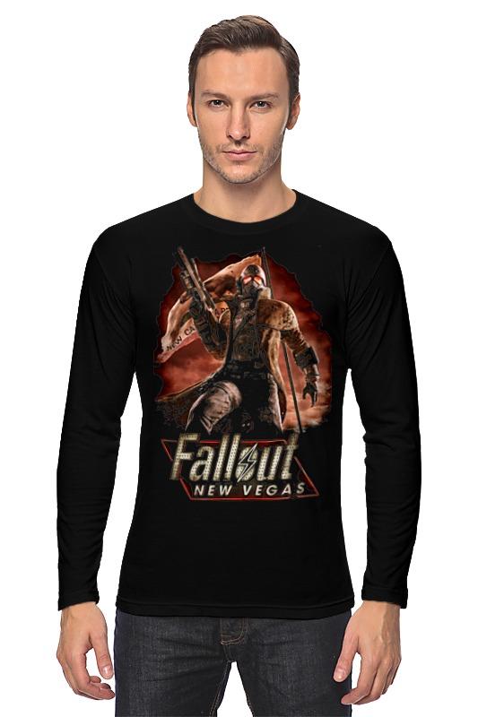 Лонгслив Printio Fallout: new vegas