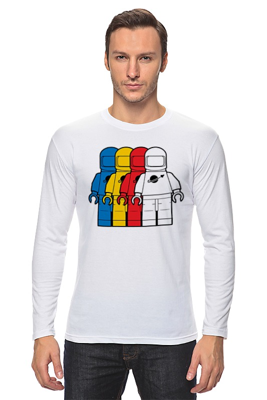 Printio Космонавт лего сумка printio космонавт лего