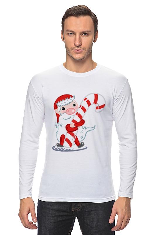 Printio Дед мороз с леденцом