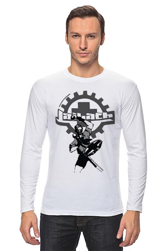 Лонгслив Printio Laibach / drummer boy футболка классическая printio laibach drummer boy